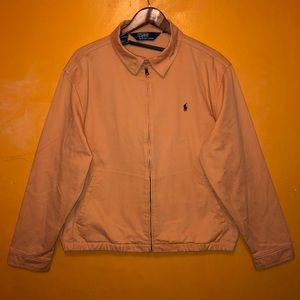 Vintage Polo Ralph Lauren Coach's Jacket